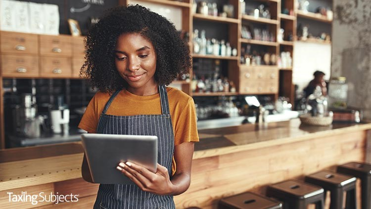 IRS Spotlights Online Tax Resources for Small Business Week