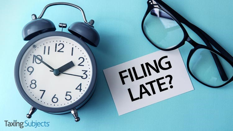 IRS Encourages Taxpayers Who Missed the Deadline to File